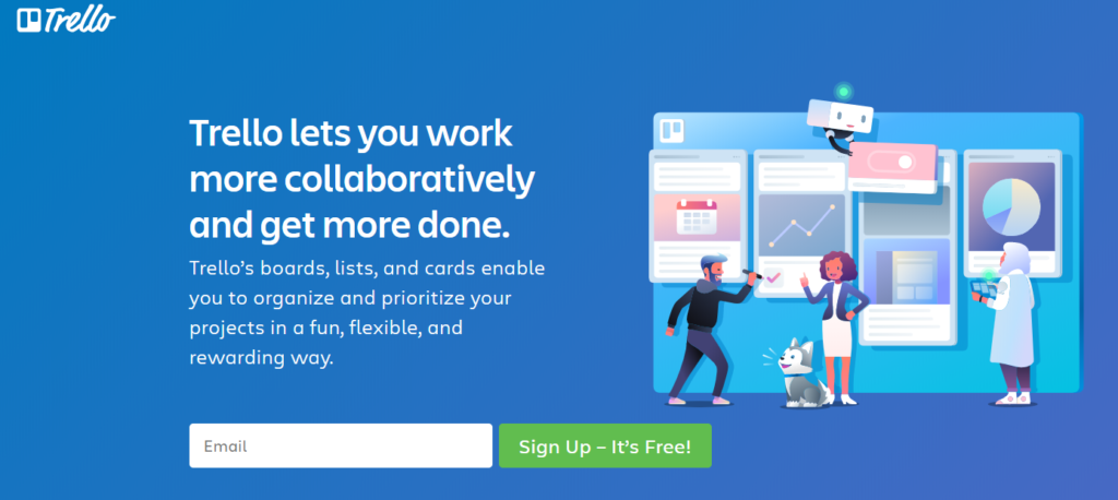 Trello: Online Tools for Remote Workers